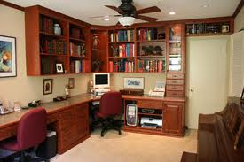 Some Tricks to Furnish your Home Office